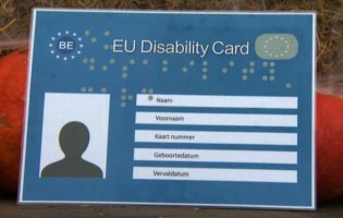 European Disability Card Geintroduceerd