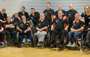 GForce Dartteam Van Start