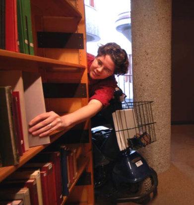 Student Met Handicap