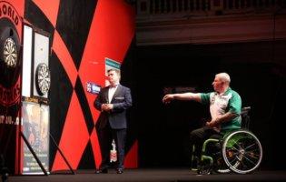 Gehandicapte Darters Strijden Om Plek Op WK