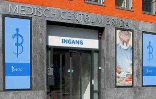 Gevel Medisch Centrum Breda