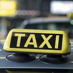 Taxibordje