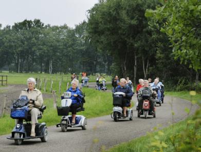Fietsvierdaagse Drenthe