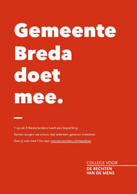 Poster Breda
