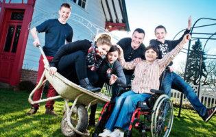 Groep Gehandicapte Jongeren