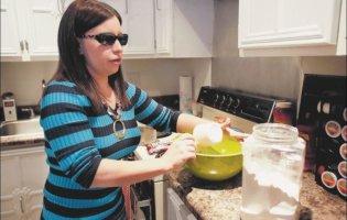 Bakken Met Gevoel Voor En Door Blinden En Slechtzienden
