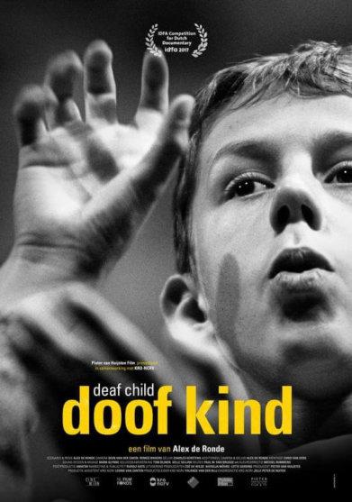 Poster Doof Kind