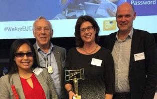 Uitreiking Access City Award 2019