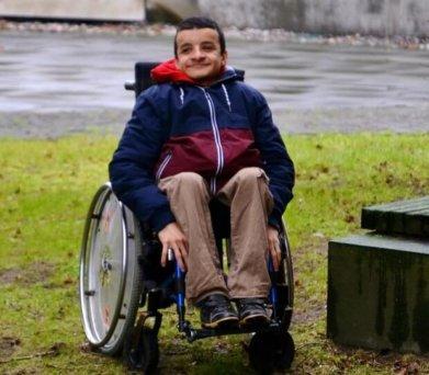 Asielzoeker Met Handicap